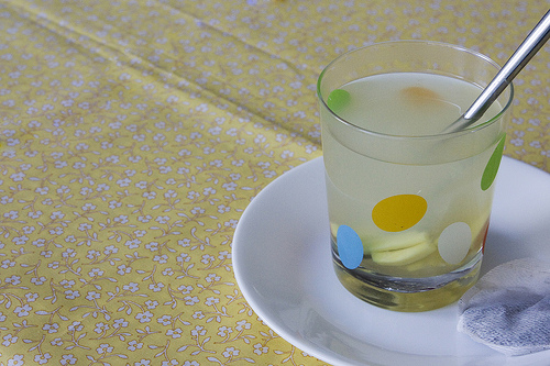 Ginger & Lemon Tea