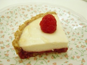 Baked Yoghurt Cheese Cake